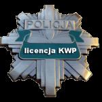 Firma licencjonowana przez KWP
