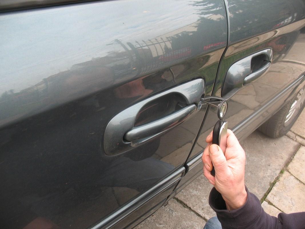 Awaryjne otwieranie samochodów Pniewy
